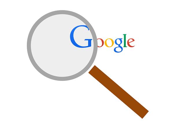 консоль поиска google